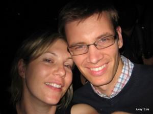 Melanie und Thomas