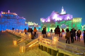 Ice and Snow Festival Harbin