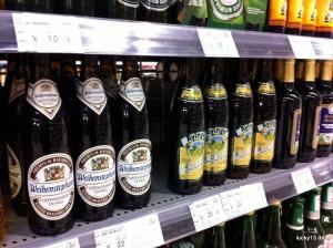 Deutsches Bier zu finden ist in Shanghai kein Problem. Zum Glück.