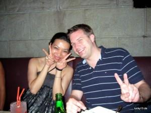 Unterwegs in Hong Kong mit Ting und Rouven