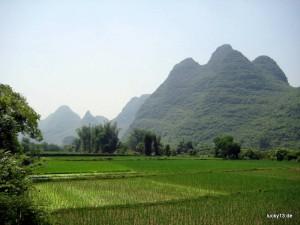 Eine der schönsten Ecken Chinas: Yangshuo