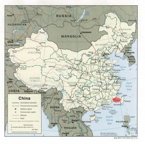 Xiamen ist nur rund eine Flugstunde von Shanghai entfernt und ein perfektes Wochenenderholungsreiseziel